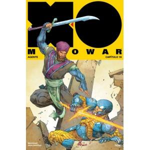 XO Manowar nº 19