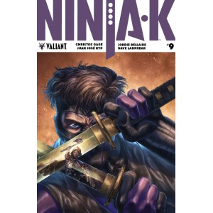 Ninja-k nº 09