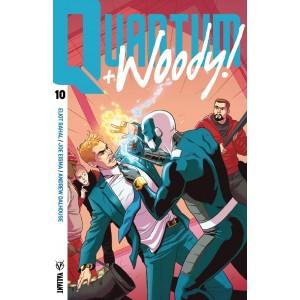 Quantum + Woody nº 10