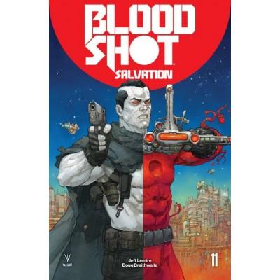 Bloodshot Salvation nº 11