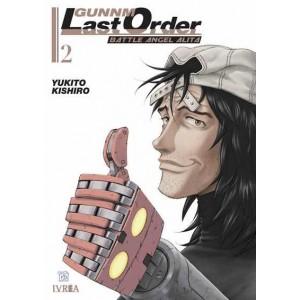 GUNNM: Last Order nº 02