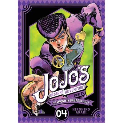 JoJo's Bizarre Adventure Parte 04: Diamond is Unbreakable nº 04