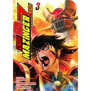 Shin Mazinger Zero nº 03