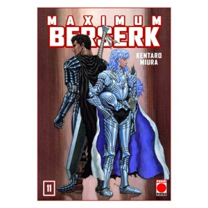 Berserk Maximum nº 11