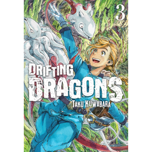 Drifting Dragons nº 03
