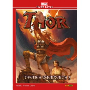 Marvel First Level nº 11: Thor: Jóvenes guerreros nº 02