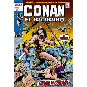 Marvel Omnibus. Conan el bárbaro: La etapa Marvel original nº 01