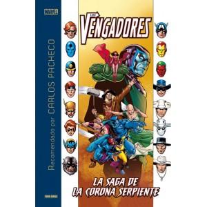 Marvel Recomendado por Carlos Pacheco: Los Vengadores: La saga de la Corona Serpiente