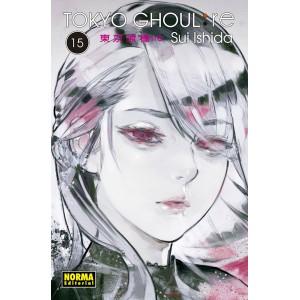 Tokyo Ghoul Re nº 15