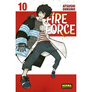 Fire Force nº 10