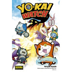 Yo-Kai Watch nº 10