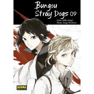 Bungou Stray Dogs nº 09
