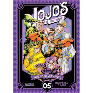 JoJo's Bizarre Adventure Parte 04: Diamond is Unbreakable nº 05