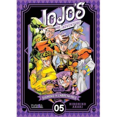 JoJo's Bizarre Adventure Parte 04: Diamond is Unbreakable nº 05