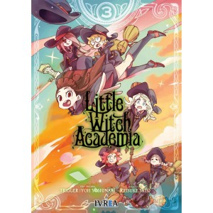 Little Witch Academia nº 03