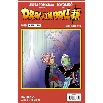 Dragon Ball Serie Roja nº 229