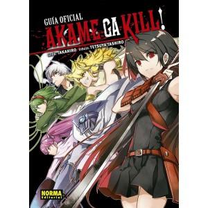 Akame Ga Kill! Guía Oficial
