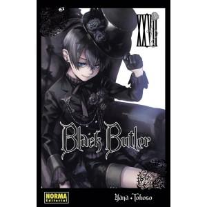 Black Butler nº 27