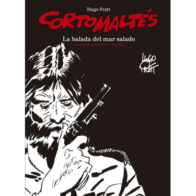 Corto Maltés: La balada del mar salado (Blanco y negro)