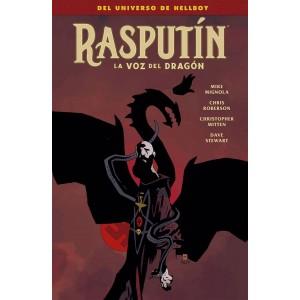 Rasputín: La voz del dragón