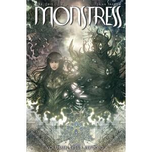 Monstress nº 03: Refugio
