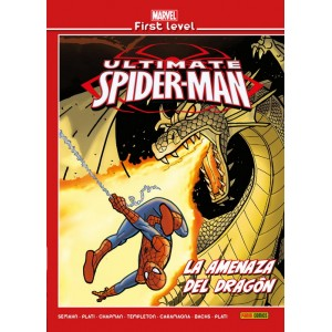 Marvel First Level nº 13: Ultimate Spiderman: La amenaza del dragón
