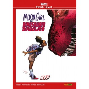 Marvel First Level nº 14: Moon Girl y Dinosaurio Diabólico: BFF