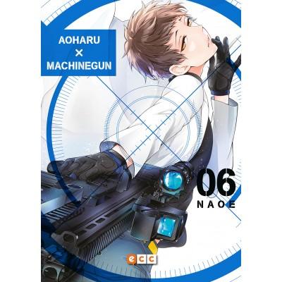 Aoharu x Machinegun nº 06