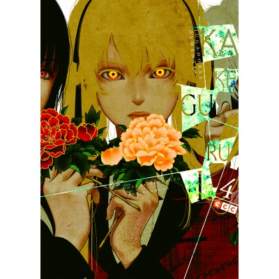 Kakegurui nº 04