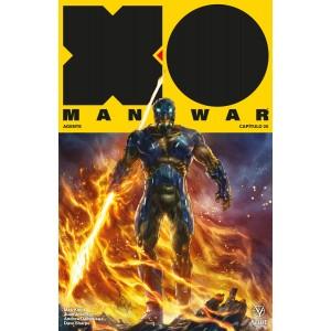 XO Manowar nº 20