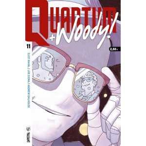Quantum + Woody nº 11