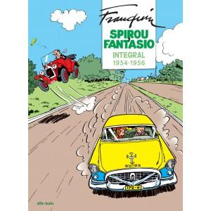 Spirou y Fantasio Integral nº 04
