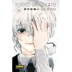 Tokyo Ghoul Re nº 16