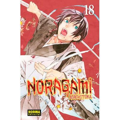 Noragami nº 18