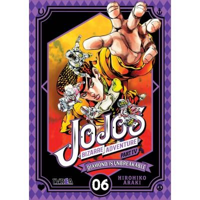 JoJo's Bizarre Adventure Parte 04: Diamond is Unbreakable nº 06