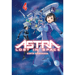 Astra: Lost in Space nº 04