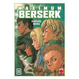 Berserk Maximum nº 12