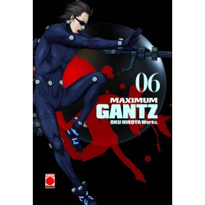 Gantz Maximum nº 06