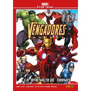 Marvel First Level nº 16: Los Vengadores Unidos: La amenaza de Thanos