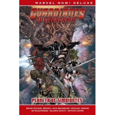 Marvel Now! Deluxe. Guardianes de la Galaxia de Brian M. Bendis nº 02