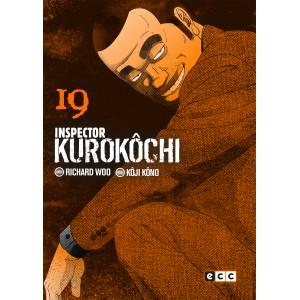 Inspector Kurokôchi nº 19