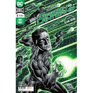 Green Lanterns nº 08