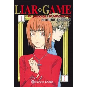Liar Game nº 01 (Nueva edición)