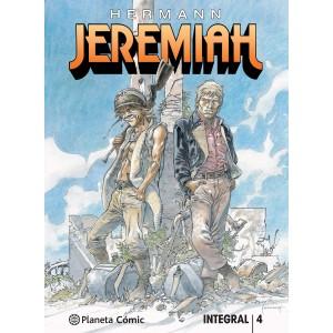 Jeremiah nº 04 Integral