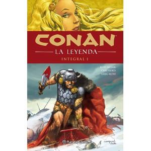 Conan La leyenda nº 01 (Edición integral)