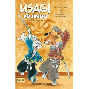 Usagi Yojimbo nº 31 - El mural infernal