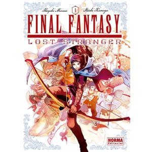 Final Fantasy: Lost Stranger nº 01