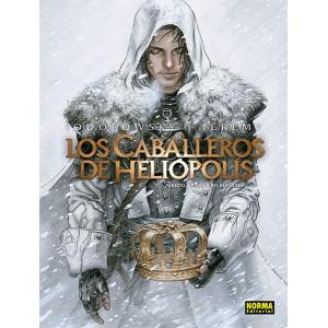 Los caballeros de Heliópolis nº 02: Albedo, la obra en blanco