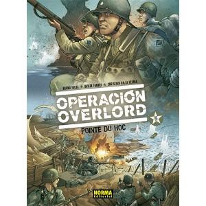 Operación Overlord nº 05: Pointe du Hoc