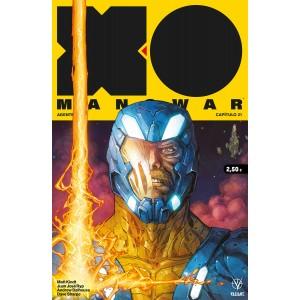 XO Manowar nº 21